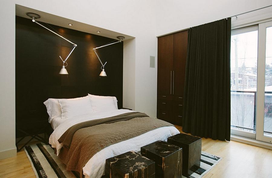 идеи за мъжка спалня - 21