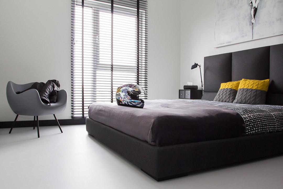 идеи за мъжка спалня - 3