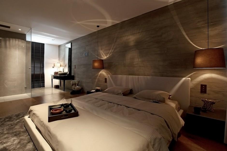 идеи за мъжка спалня - 4