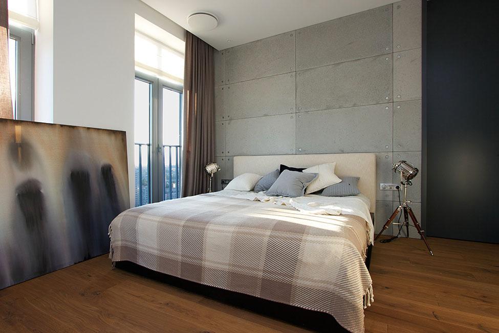 идеи за мъжка спалня - 5