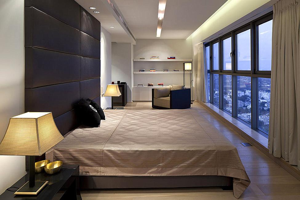 идеи за мъжка спалня - 7