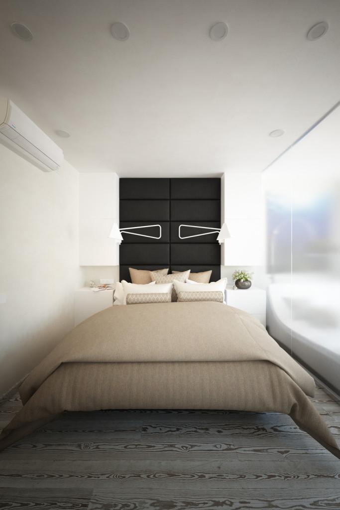 малък апартамент с интересна кухня - 4