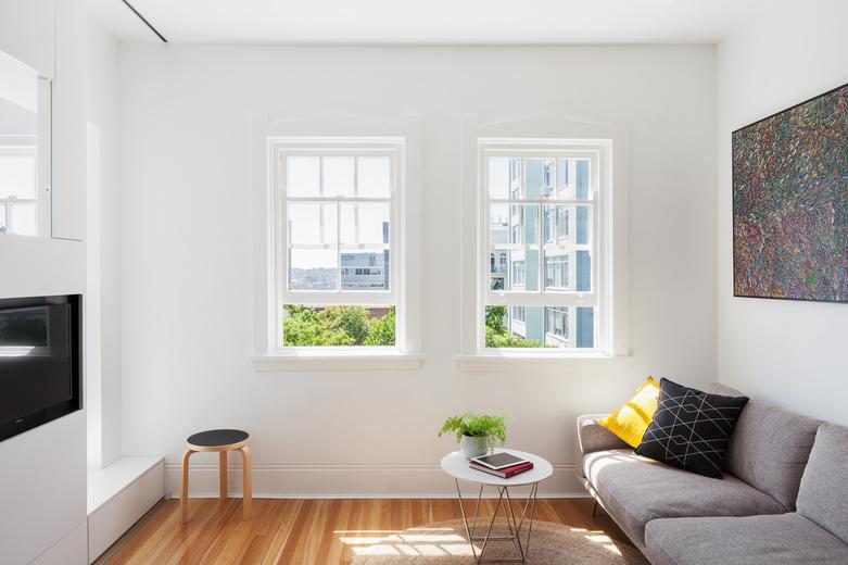малък апартамент 27 кв. м - 1