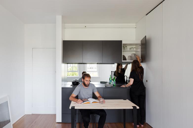 малък апартамент 27 кв. м - 10