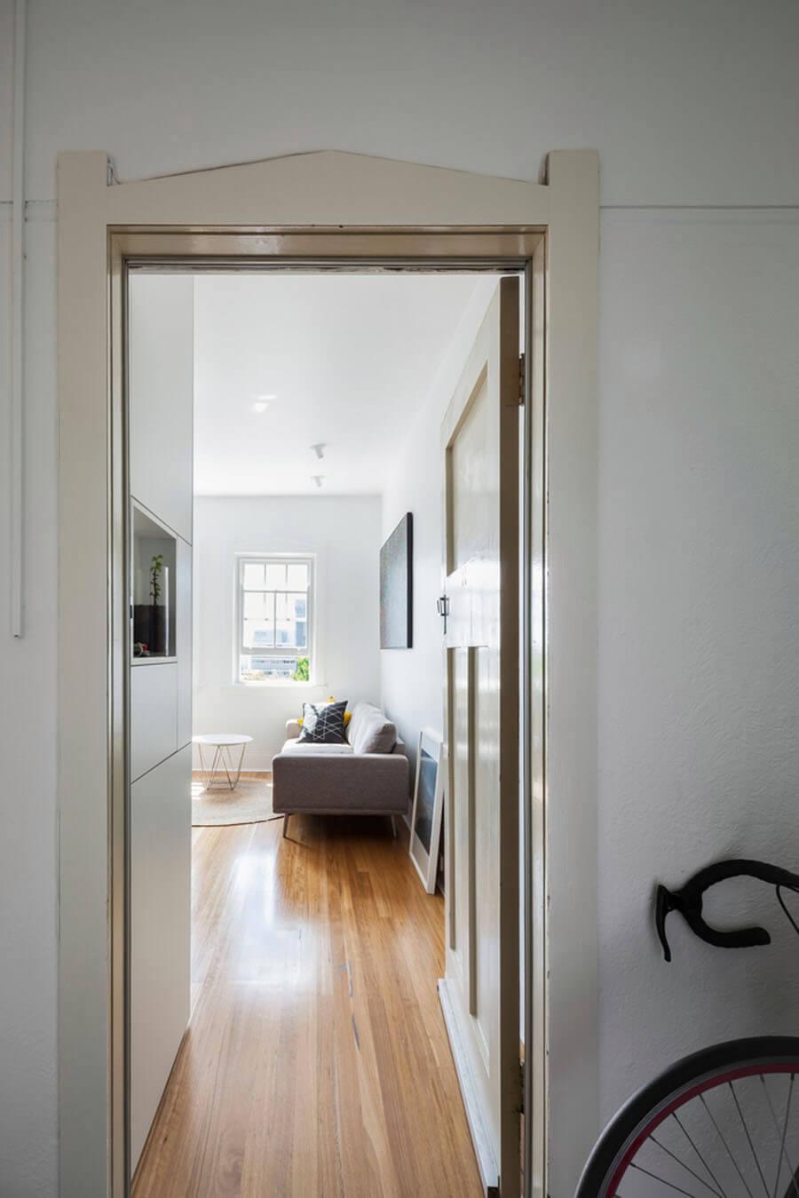 малък апартамент 27 кв. м - 11