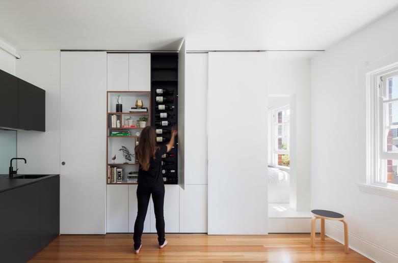 малък апартамент 27 кв. м - 5
