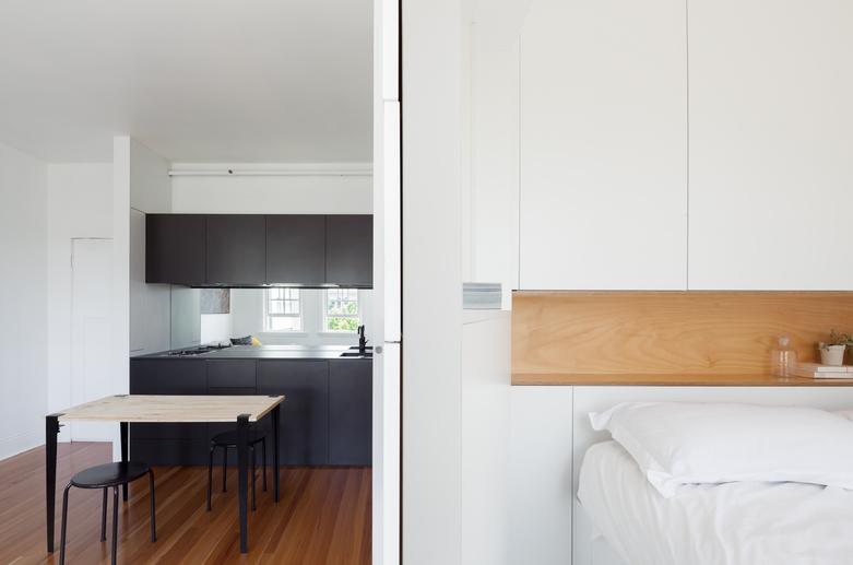 малък апартамент 27 кв. м - 7