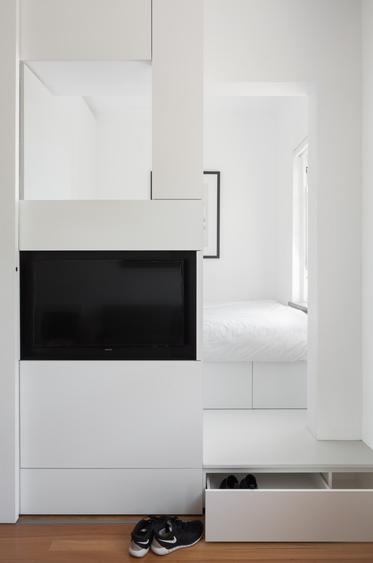 малък апартамент 27 кв. м - 9