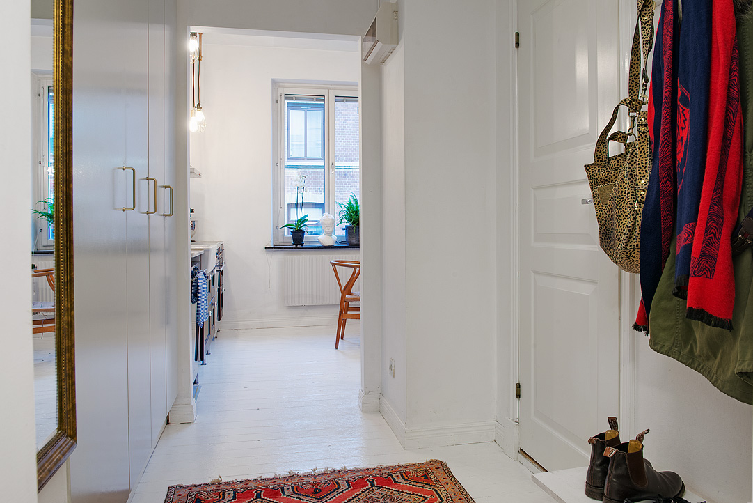малък шведски апартамент - 22