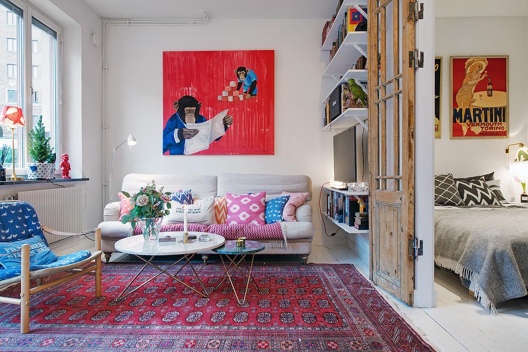 малък шведски апартамент - 3