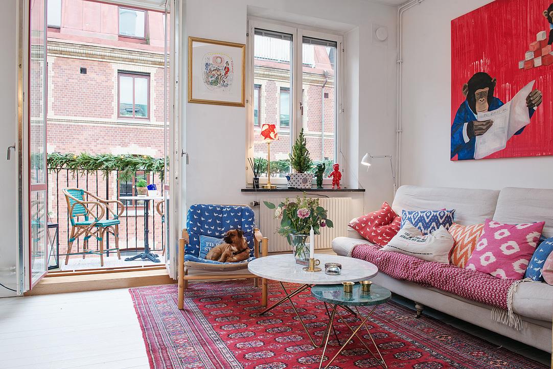 малък шведски апартамент - 4