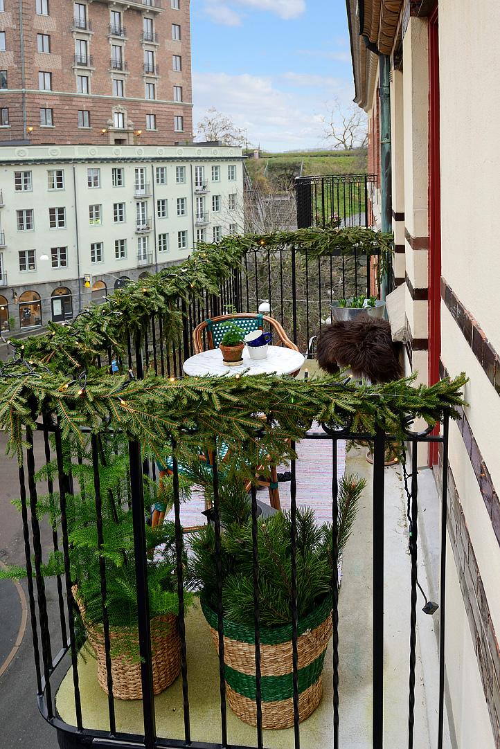 малък шведски апартамент - 5
