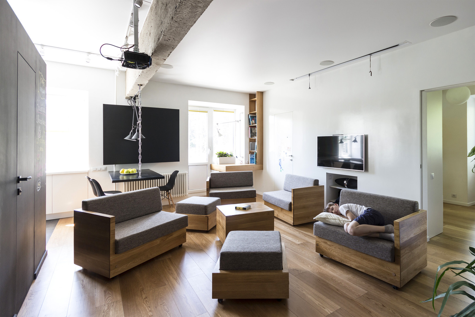 модулна мека мебел - 3