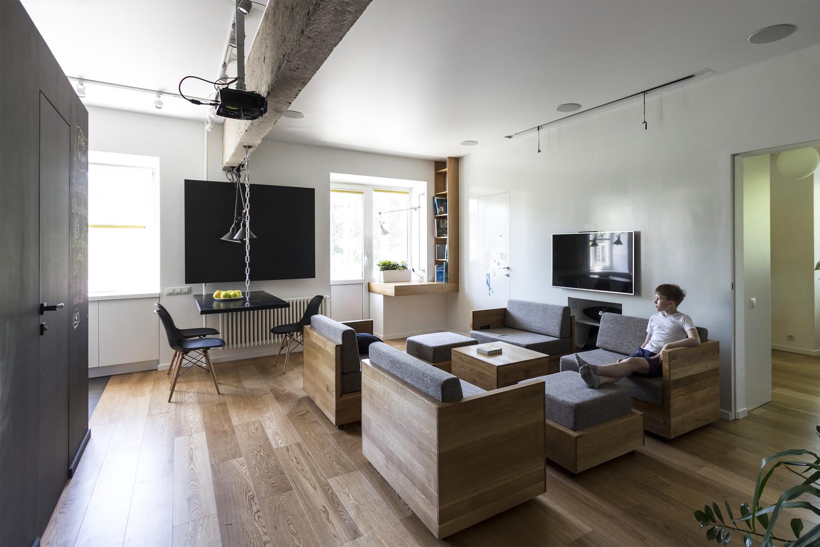 модулна мека мебел - 5