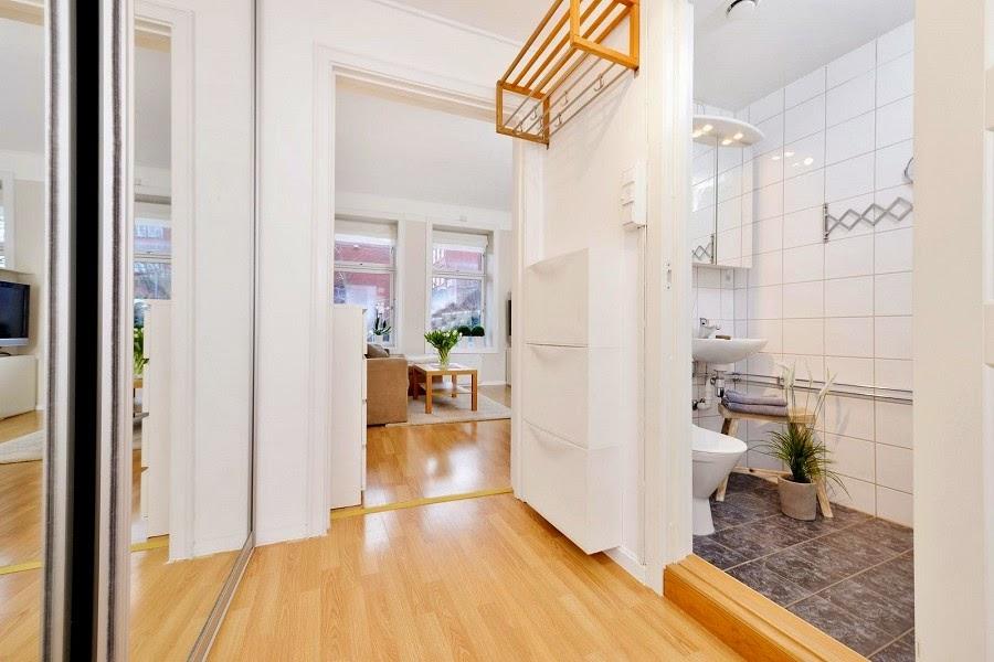 перфектен пример за малък апартамент - 7