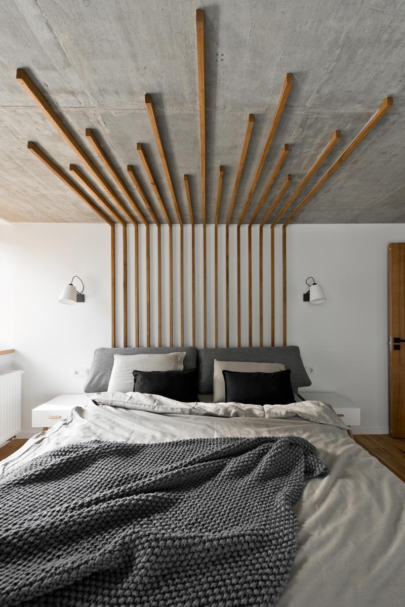 светеща дървена рамка - 2