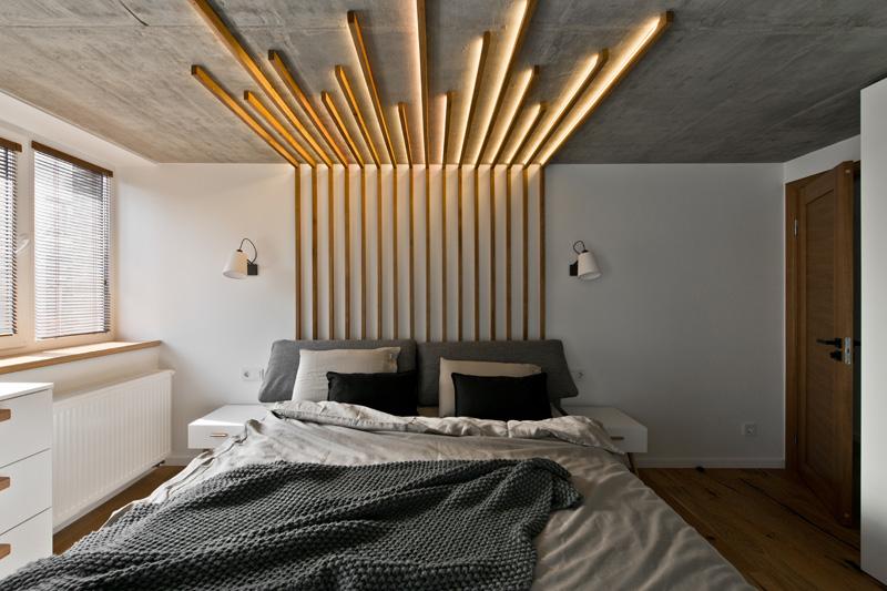 светеща дървена рамка - 3
