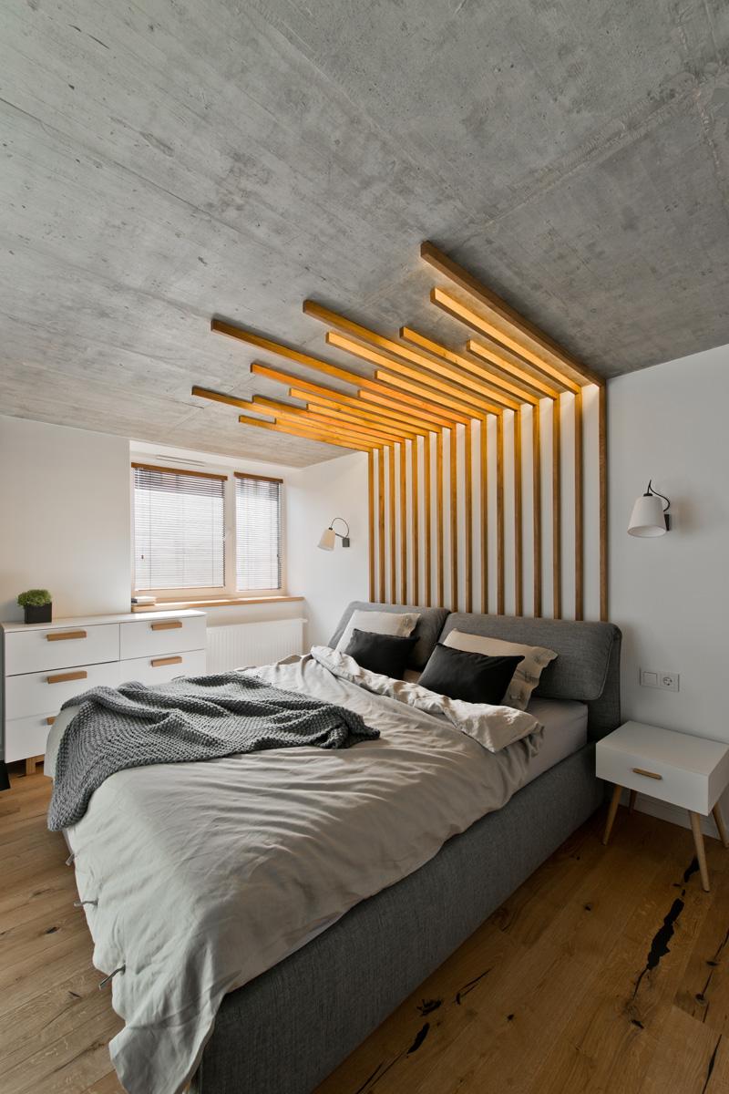 светеща дървена рамка - 5