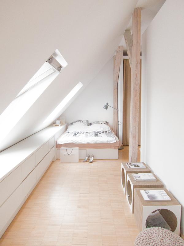 светло таванско жилище - 6