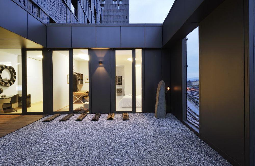 семеен апартамент с огромна тераса - 11