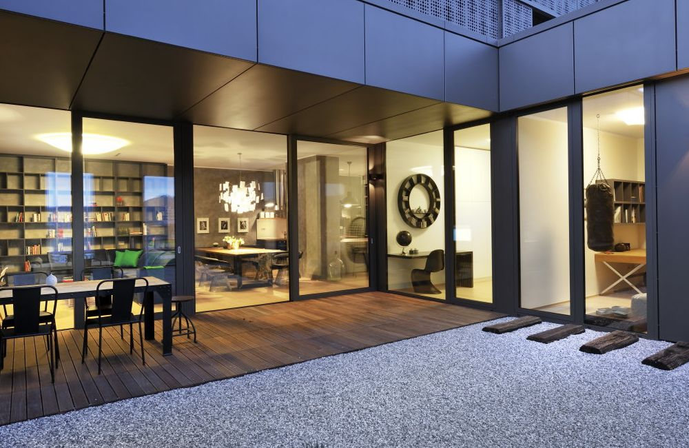 семеен апартамент с огромна тераса - 12