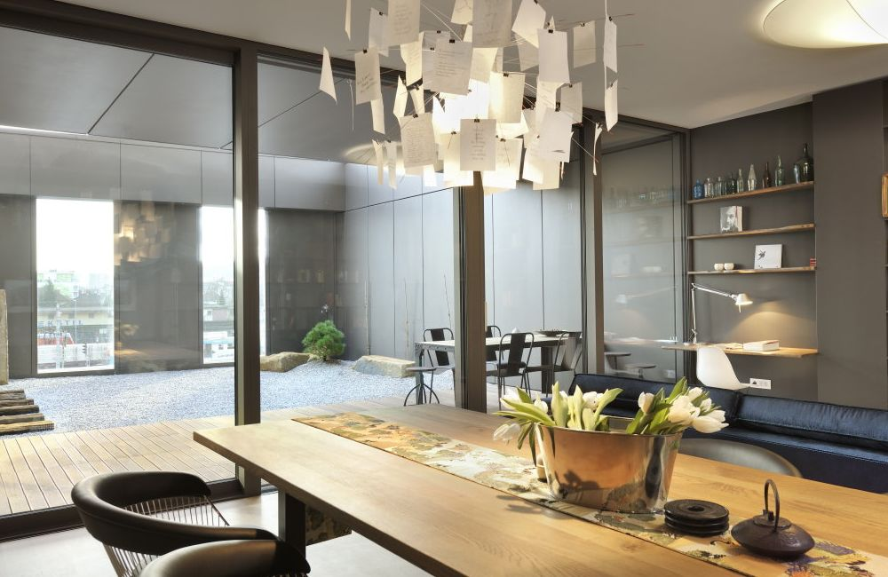 семеен апартамент с огромна тераса - 5