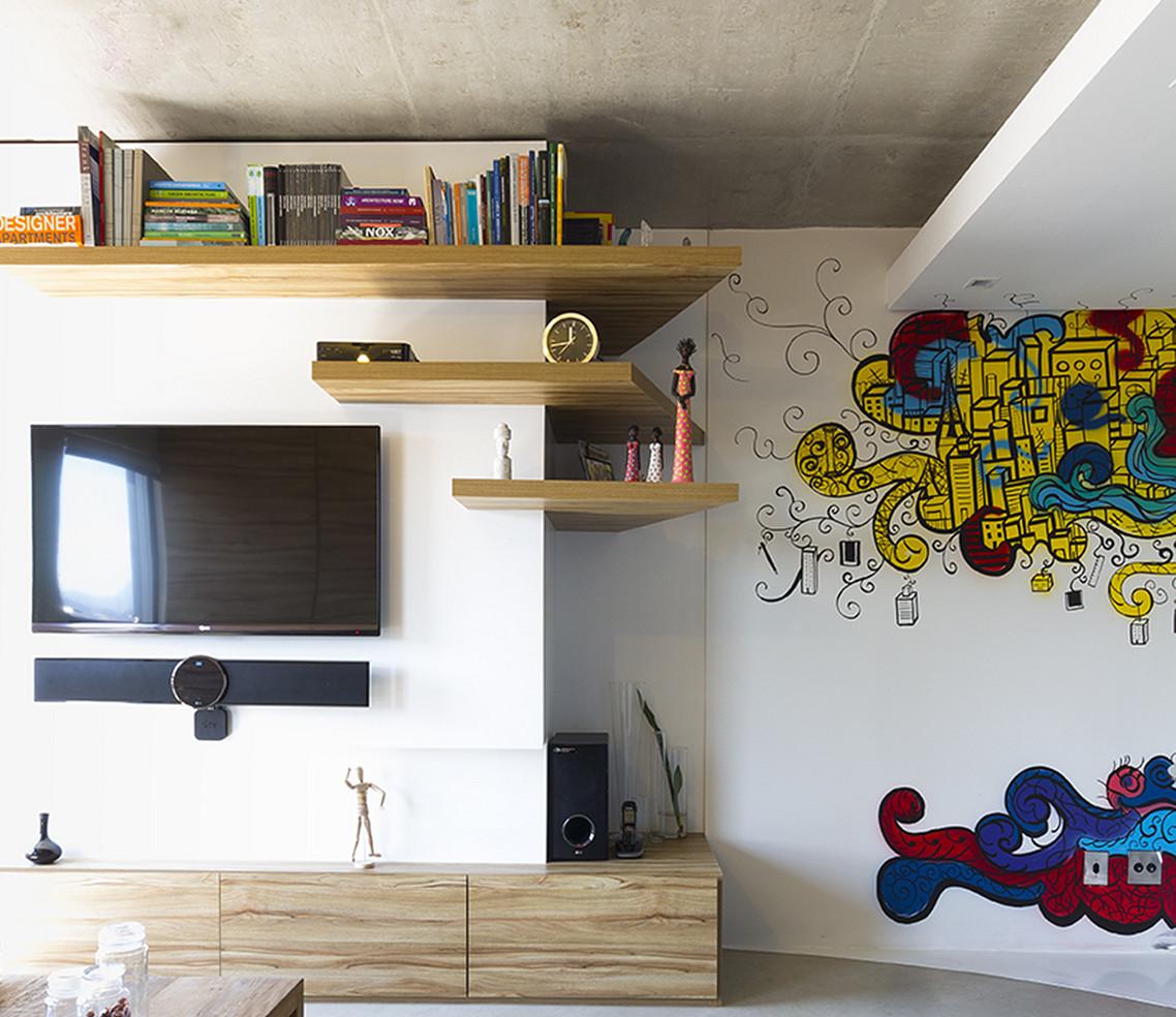Съвременно жилище с функционално разпределение - 1