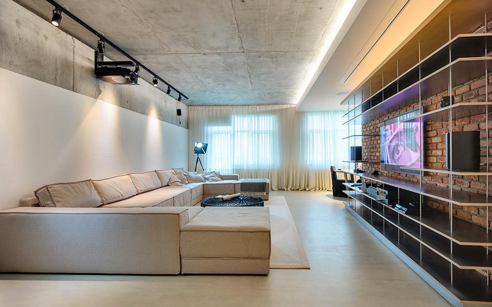 120 кв. м апартамент за разточителна почивка - 14
