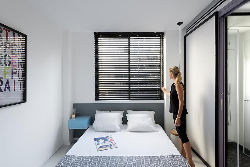 55 кв. м жилище с две спални - 1
