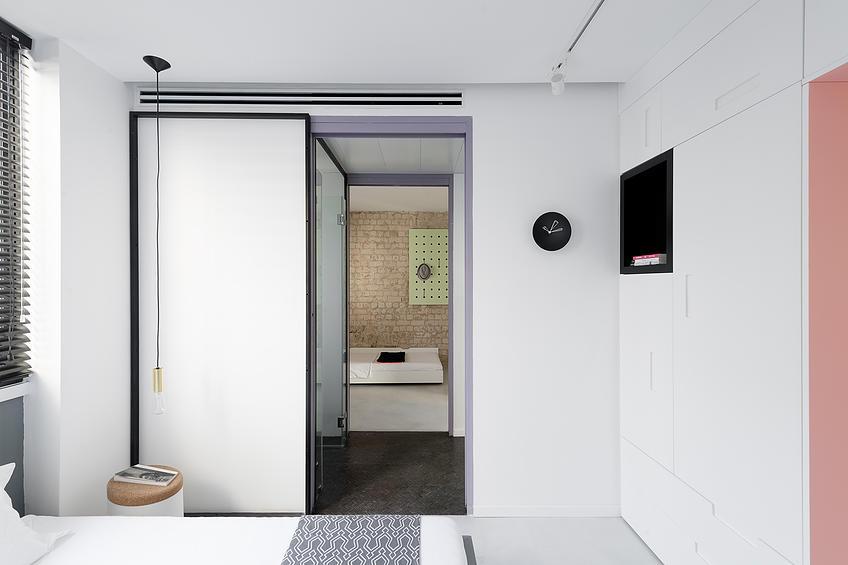 55 кв. м жилище с две спални - 12