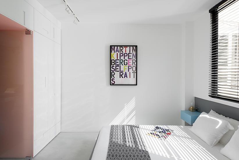 55 кв. м жилище с две спални - 16