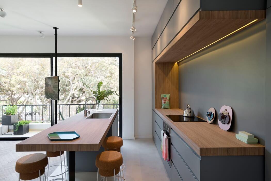 55 кв. м жилище с две спални - 20