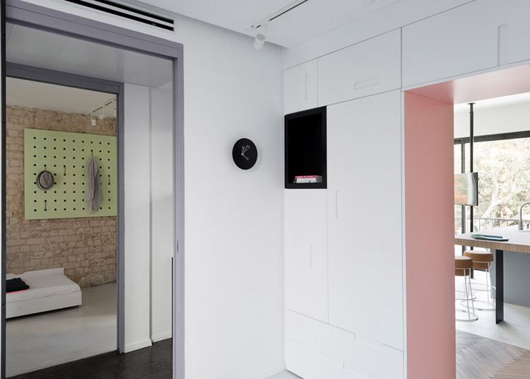 55 кв. м жилище с две спални - 22