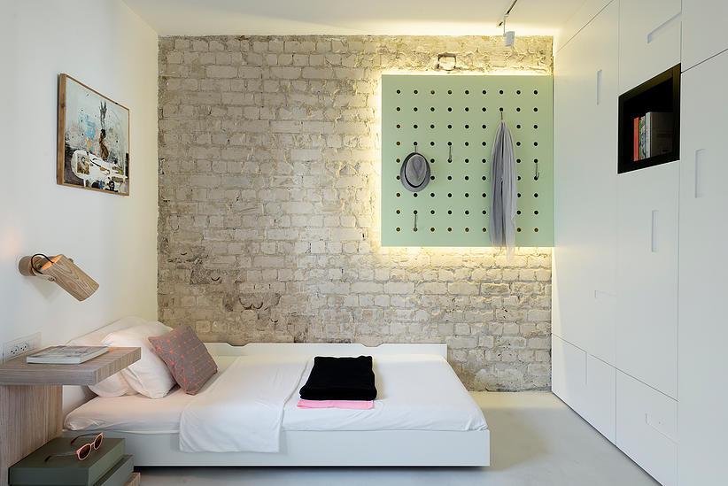 55 кв. м жилище с две спални - 4