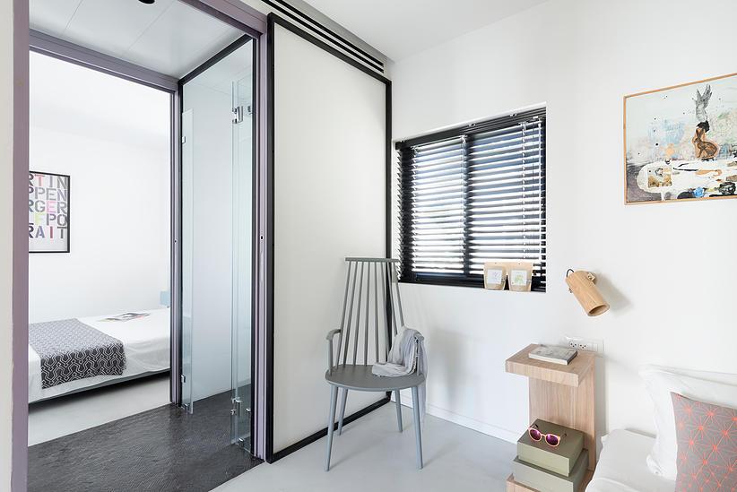 55 кв. м жилище с две спални - 5