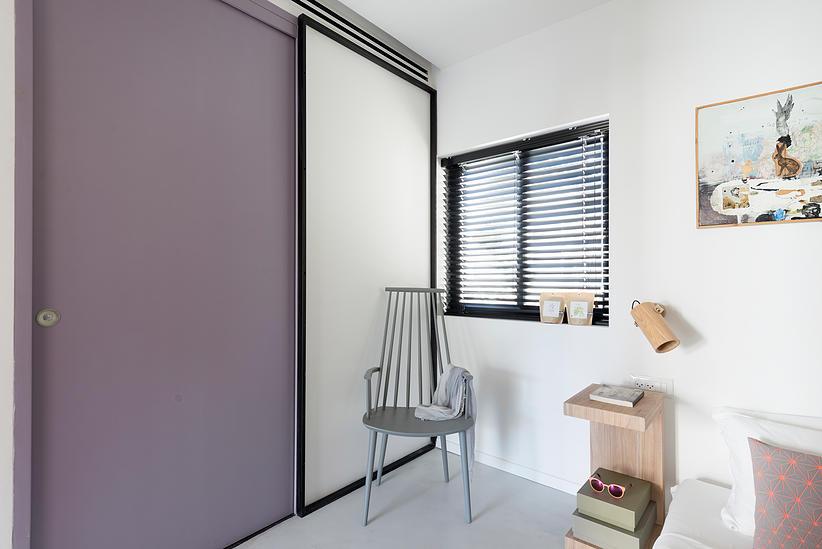 55 кв. м жилище с две спални - 6