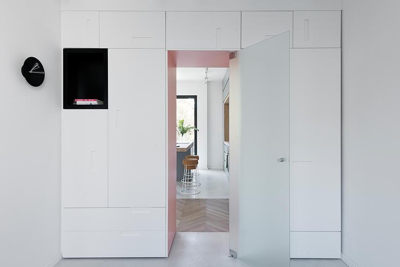 55 кв. м жилище с две спални - 9