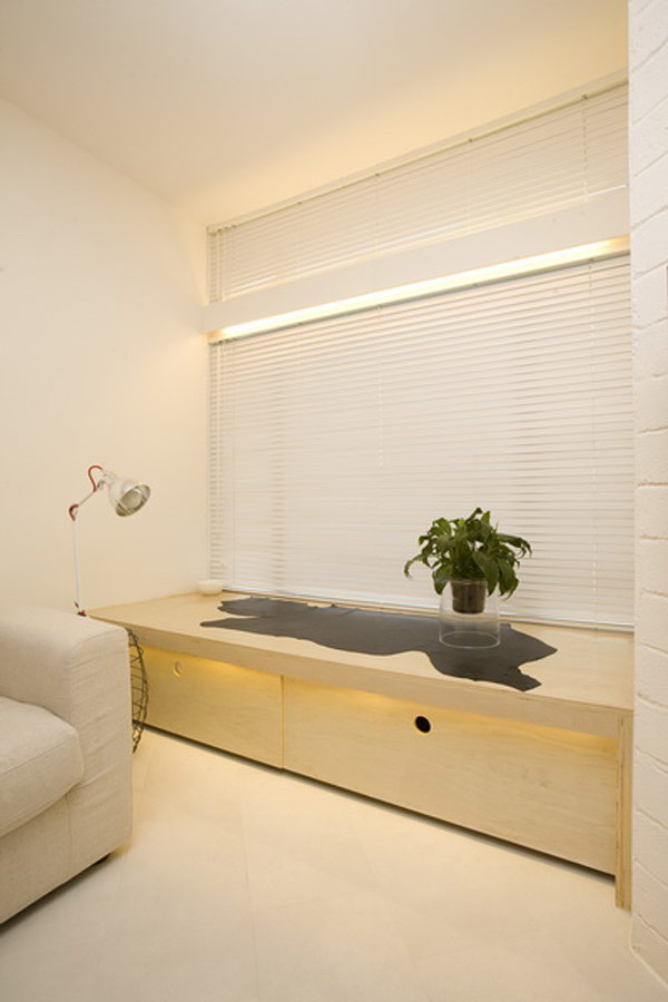 Гениални решения в уютния 39 кв. м апартамент_дневна_6