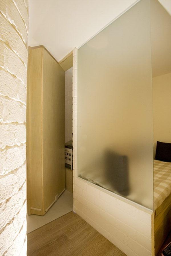 Гениални решения в уютния 39 кв. м апартамент_спалня_8