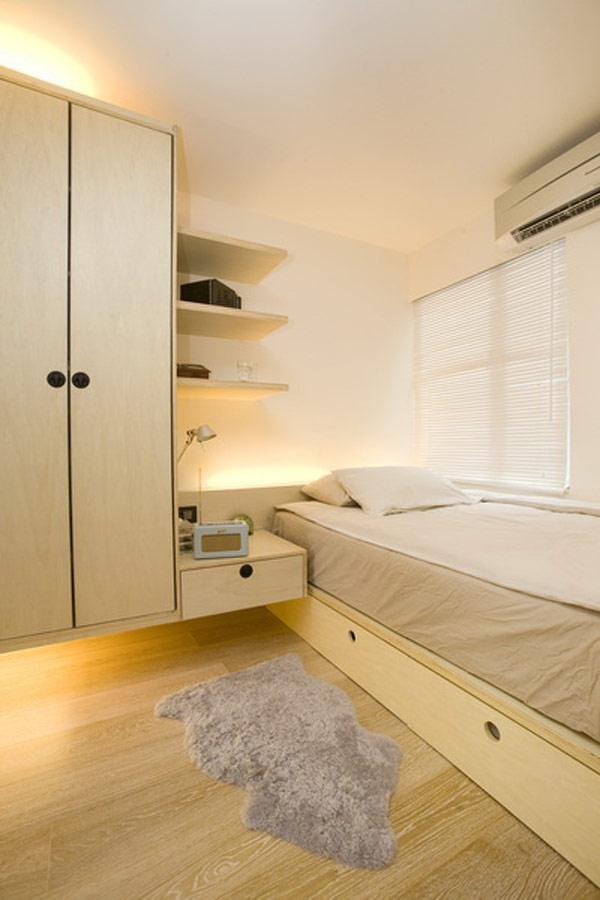 Гениални решения в уютния 39 кв. м апартамент_спалня__6