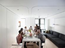 Малко студио от 39 кв. м има възможностите на 90 кв. м жилище_17