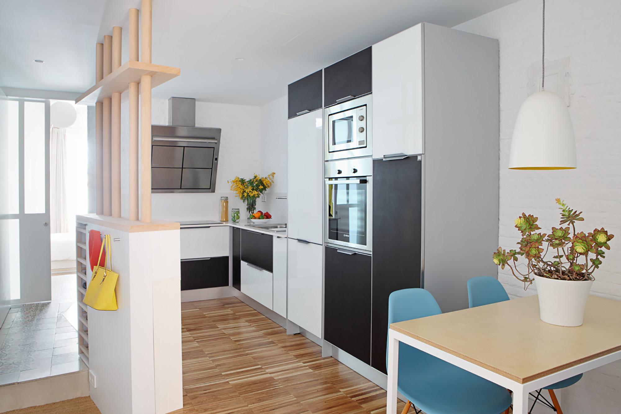 апартамент на две части_кухня_2
