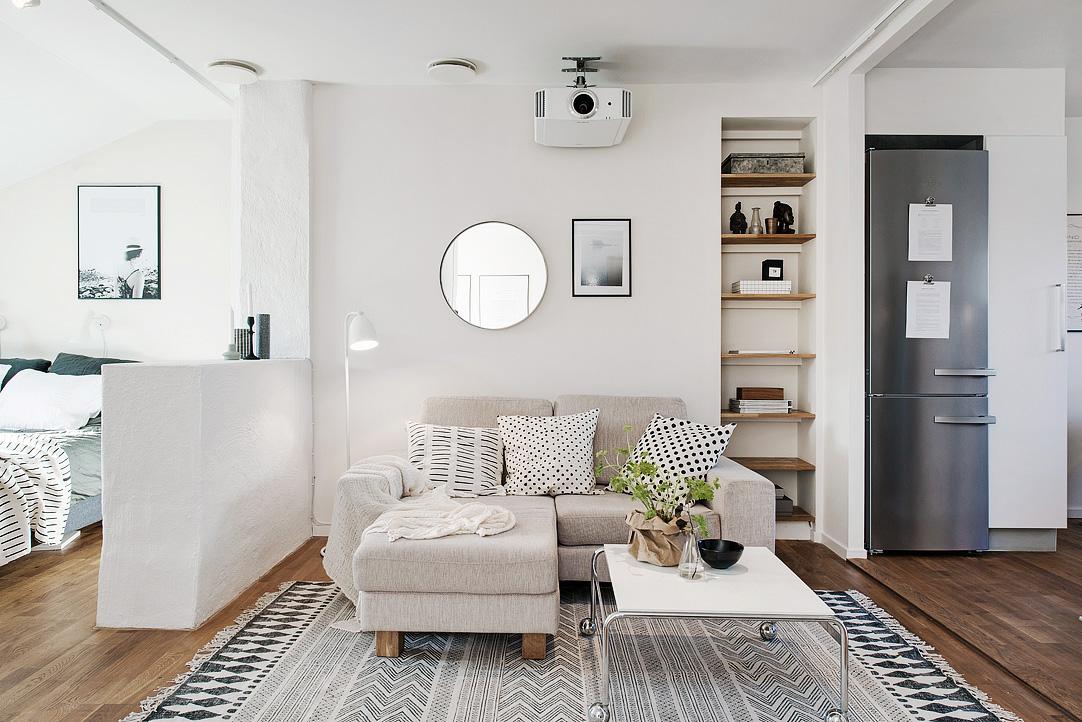 бял килим