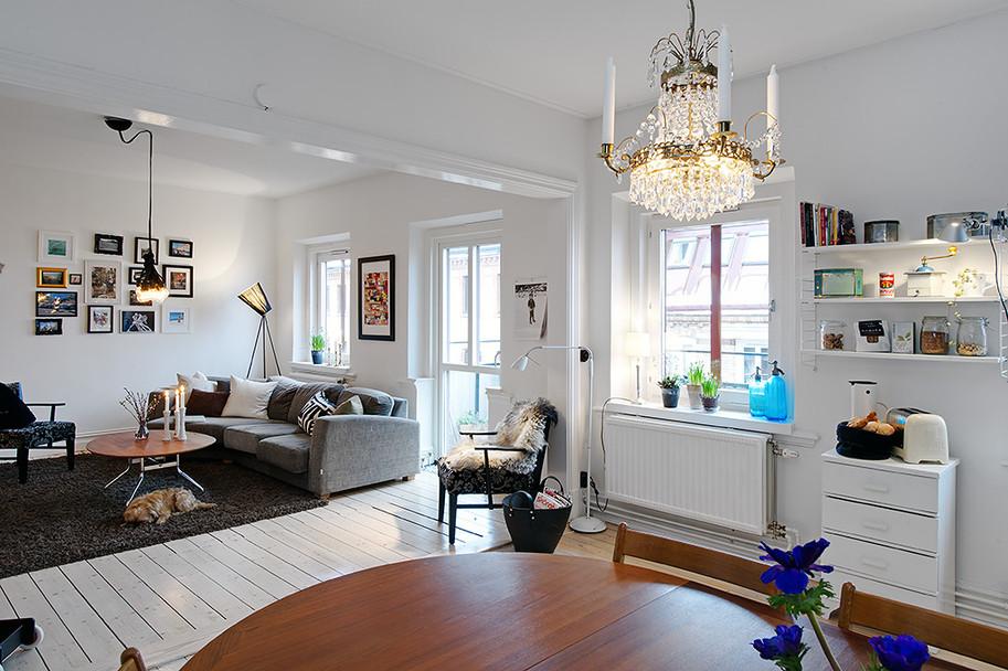 красиво семейно жилище в Швеция_2