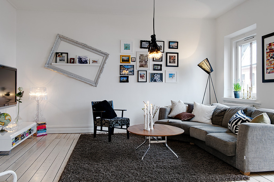 красиво семейно жилище в Швеция_7