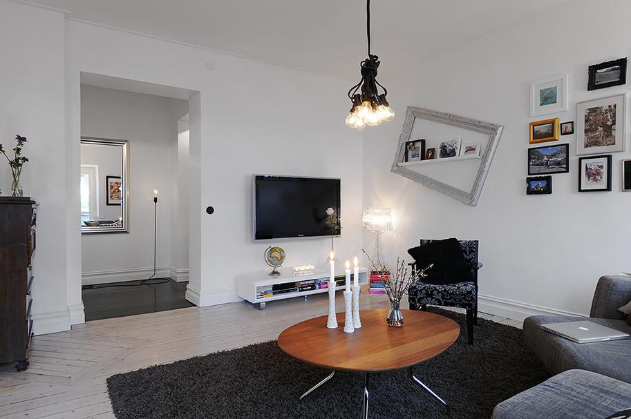 красиво семейно жилище в Швеция_9