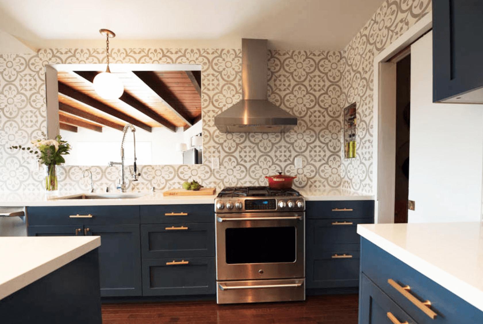 кухня със синьо_5