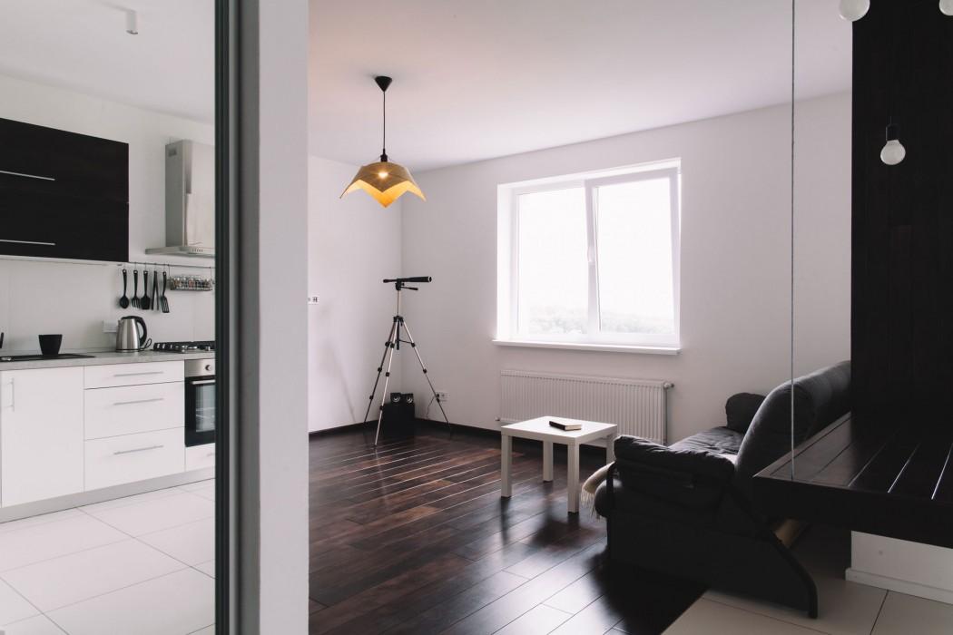 малък апартамент с изчистен интериор_11