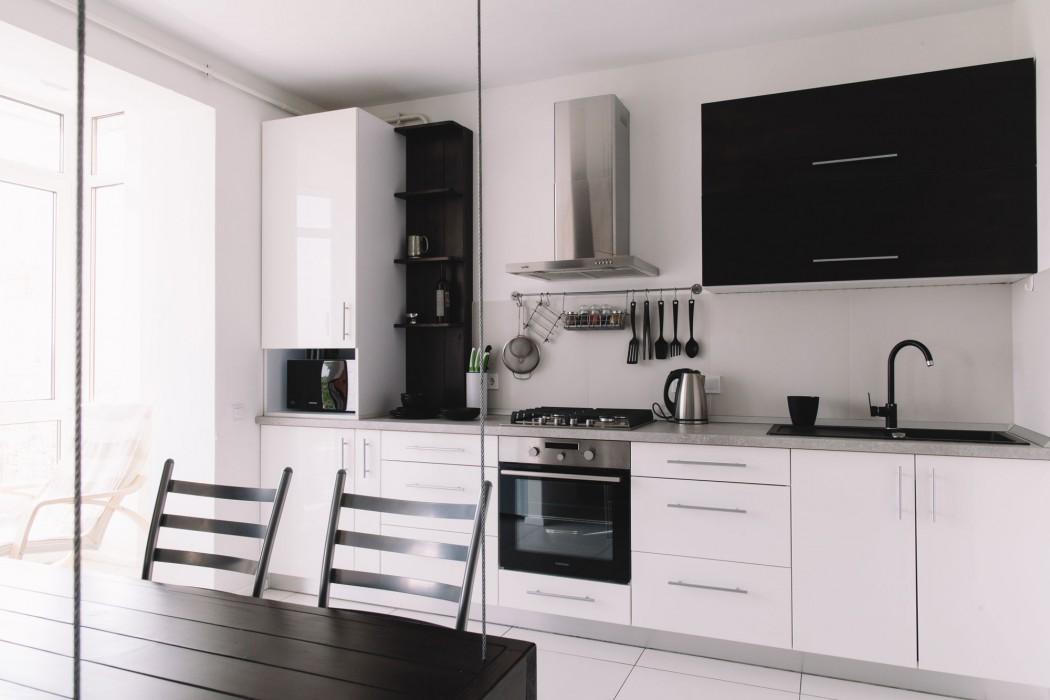 малък апартамент с изчистен интериор_4