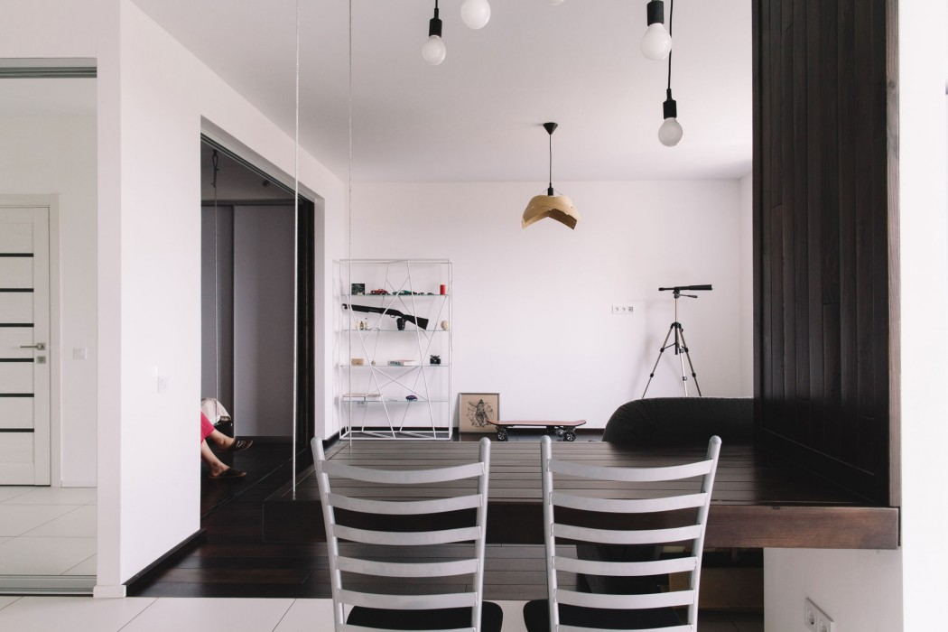 малък апартамент с изчистен интериор_5